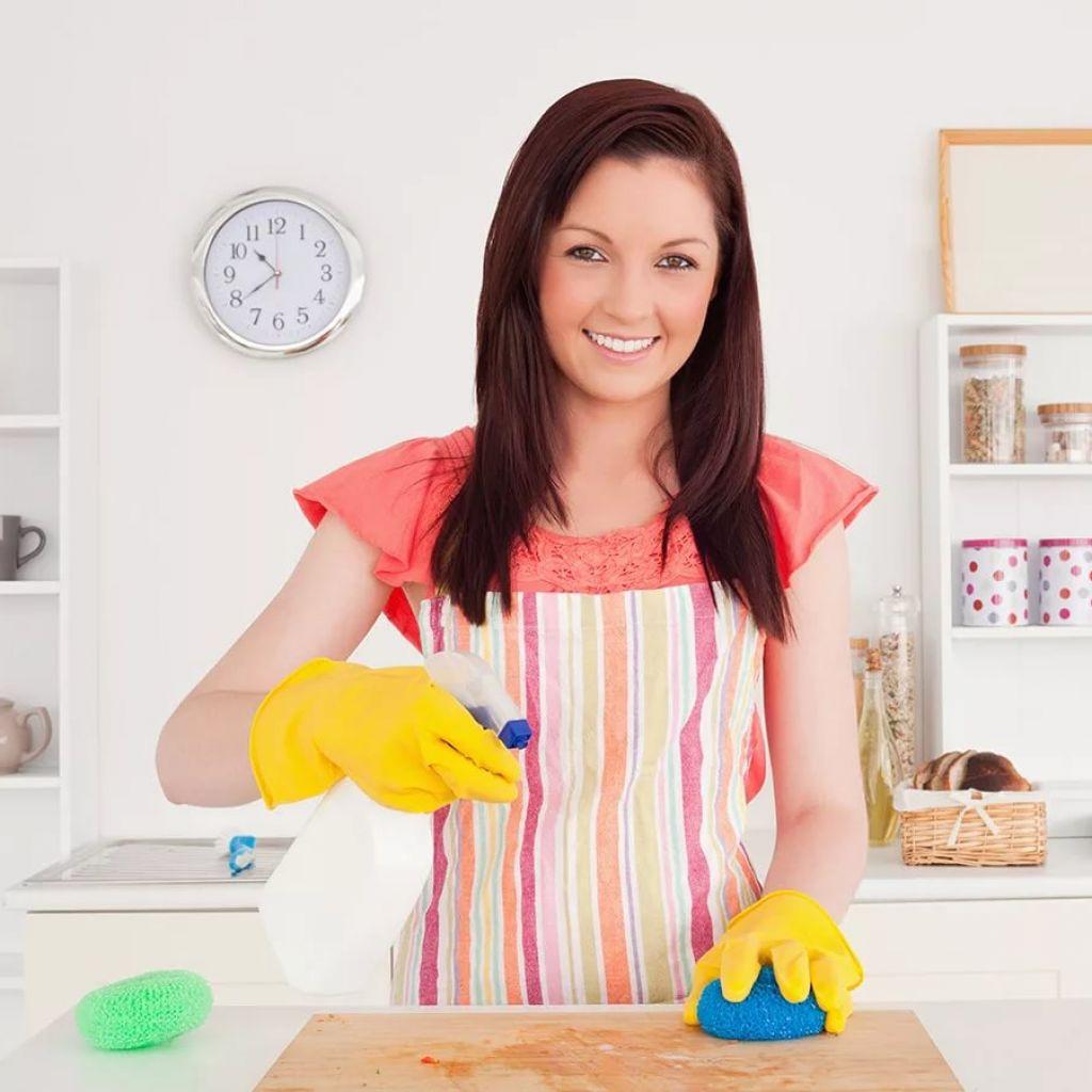 Клининг. Легкие советы по поддержанию чистоты дома