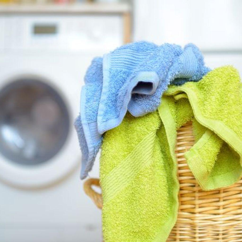 Как добиться мягкости полотенец – только жидкие средства для стирки!