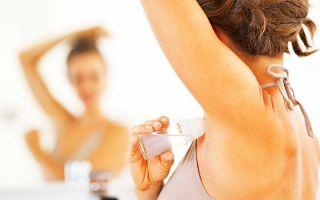 7 эффективных способов удаления пятен от дезодоранта