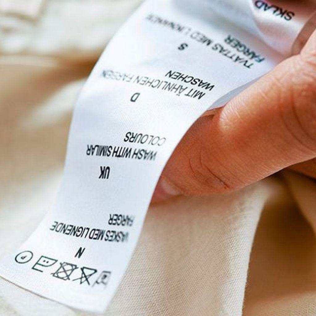 Кака разобраться в обозначениях на ярлыках одежды – легко!