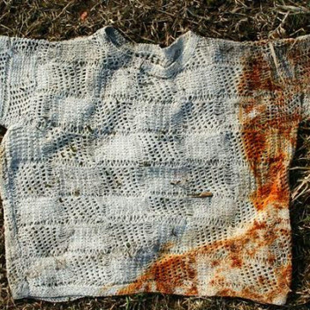 Убираем ржавчину с одежды при стирке – народные средства!