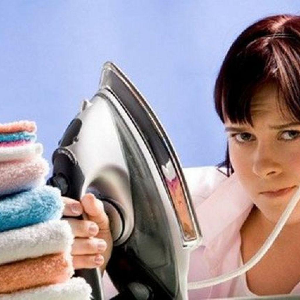 Чистить утюг от нагара – 8 популярных способов