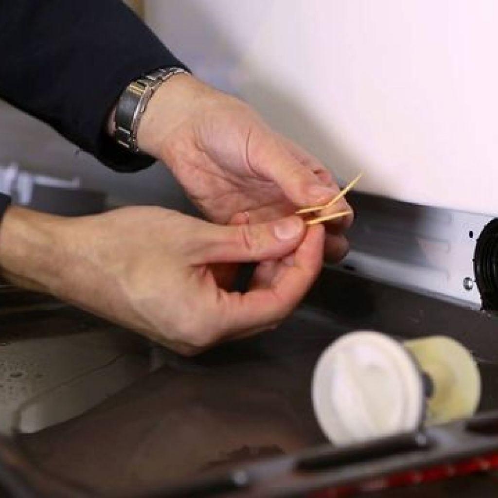 Очистка фильтра стиральной машины самостоятельно