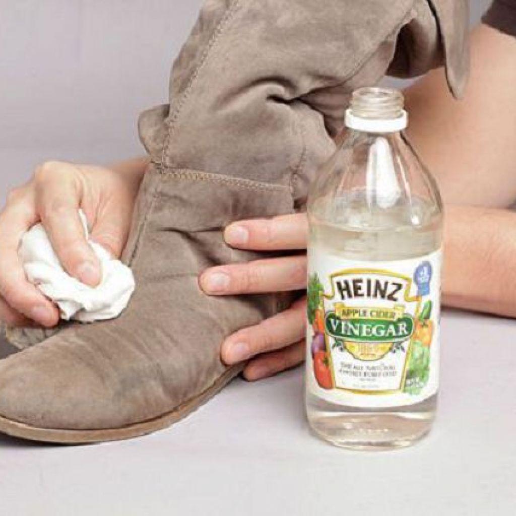 6 народных способов по чистке замшевой обуви