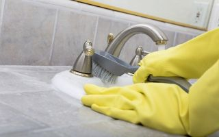 5 народных средств от плесени в ванной