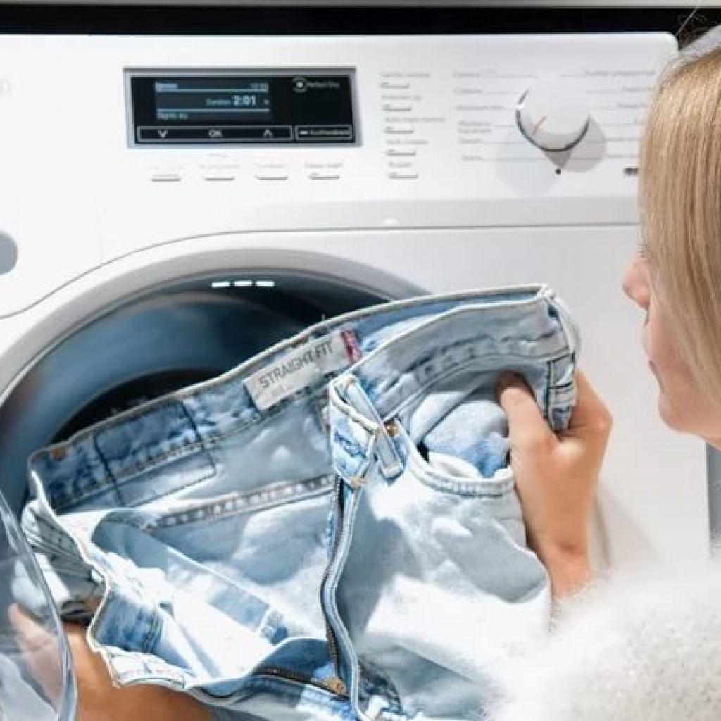 Стиральная машина Miele, которая заботится о тканях – новая бытовая техника