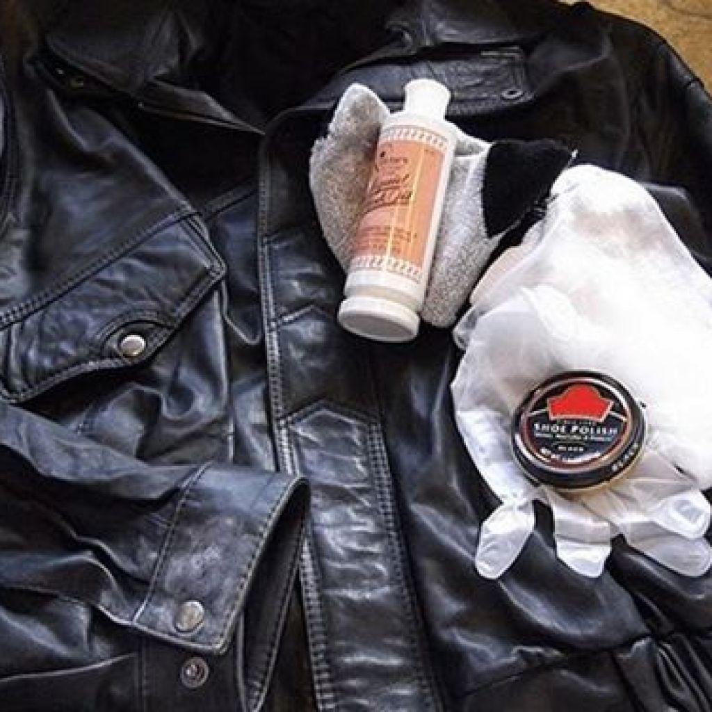 Стирка кожаной куртки в машинке – только подкладку!