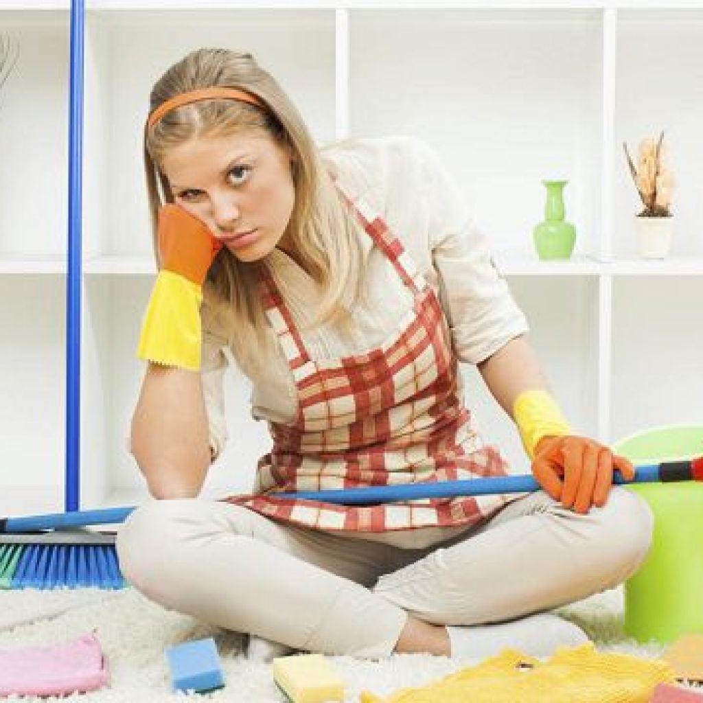 6 вариантов уборки в доме – работа в радость!