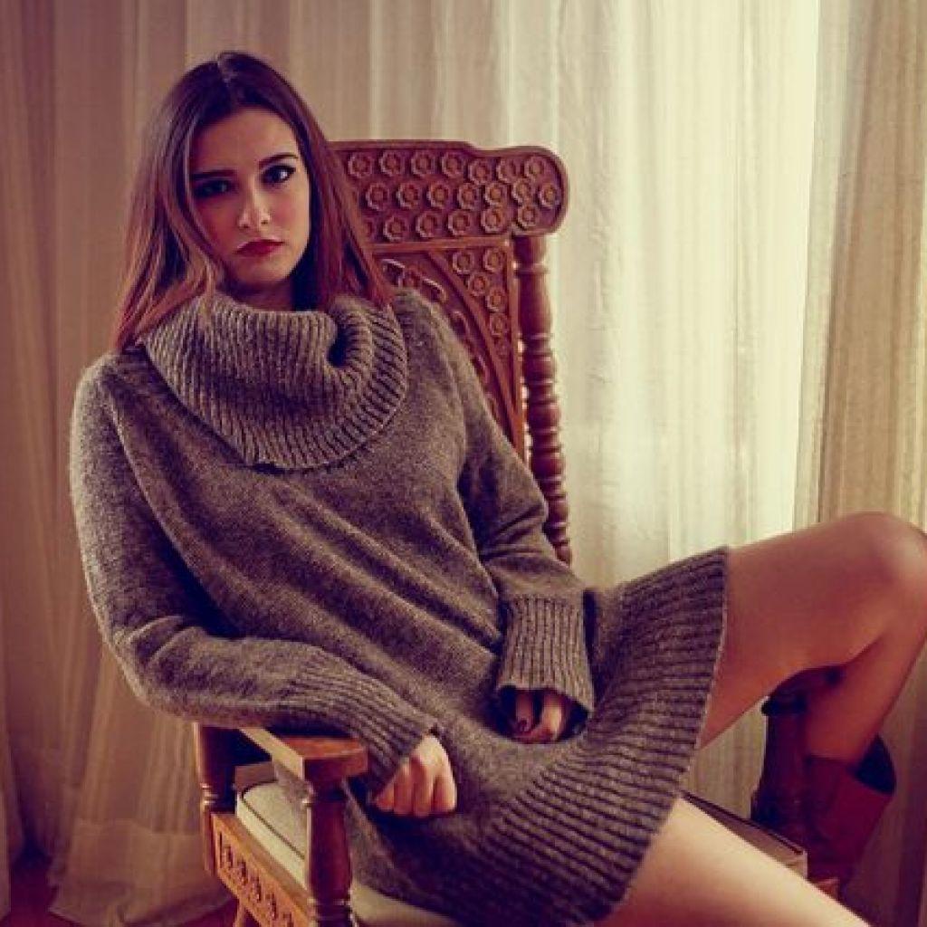 Бережная стирка шерстяного свитера