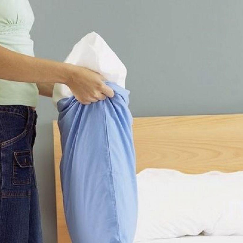 Стирка подушки с разными наполнителями – всё просто!
