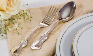 Чем очистить столовое серебро до блеска – 8 популярных способов