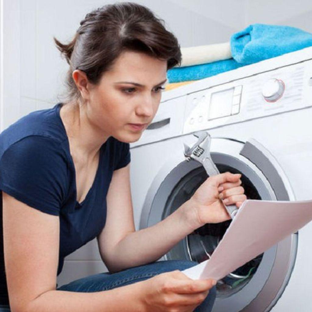 Не сливается вода в стиральной машине – самые частые причины