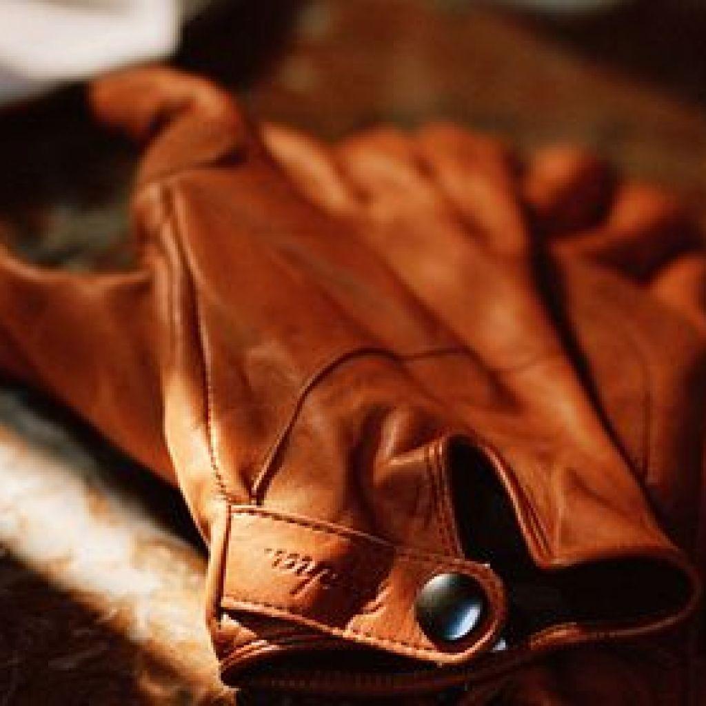 Разгладить куртку из кожи без применения утюга – легко!