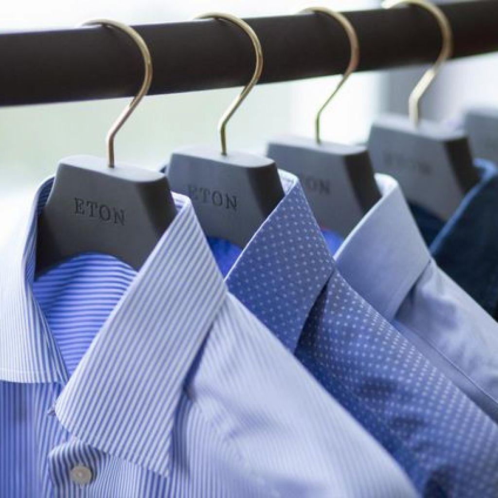 Стирка рубашек в стиральной машине – всё по правилам!