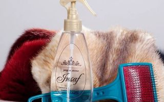 Чистка мутоновой шубы пеной от шампуня – идеальный вариант!