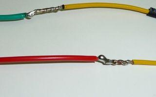 Как правильно соединять и паять провода?
