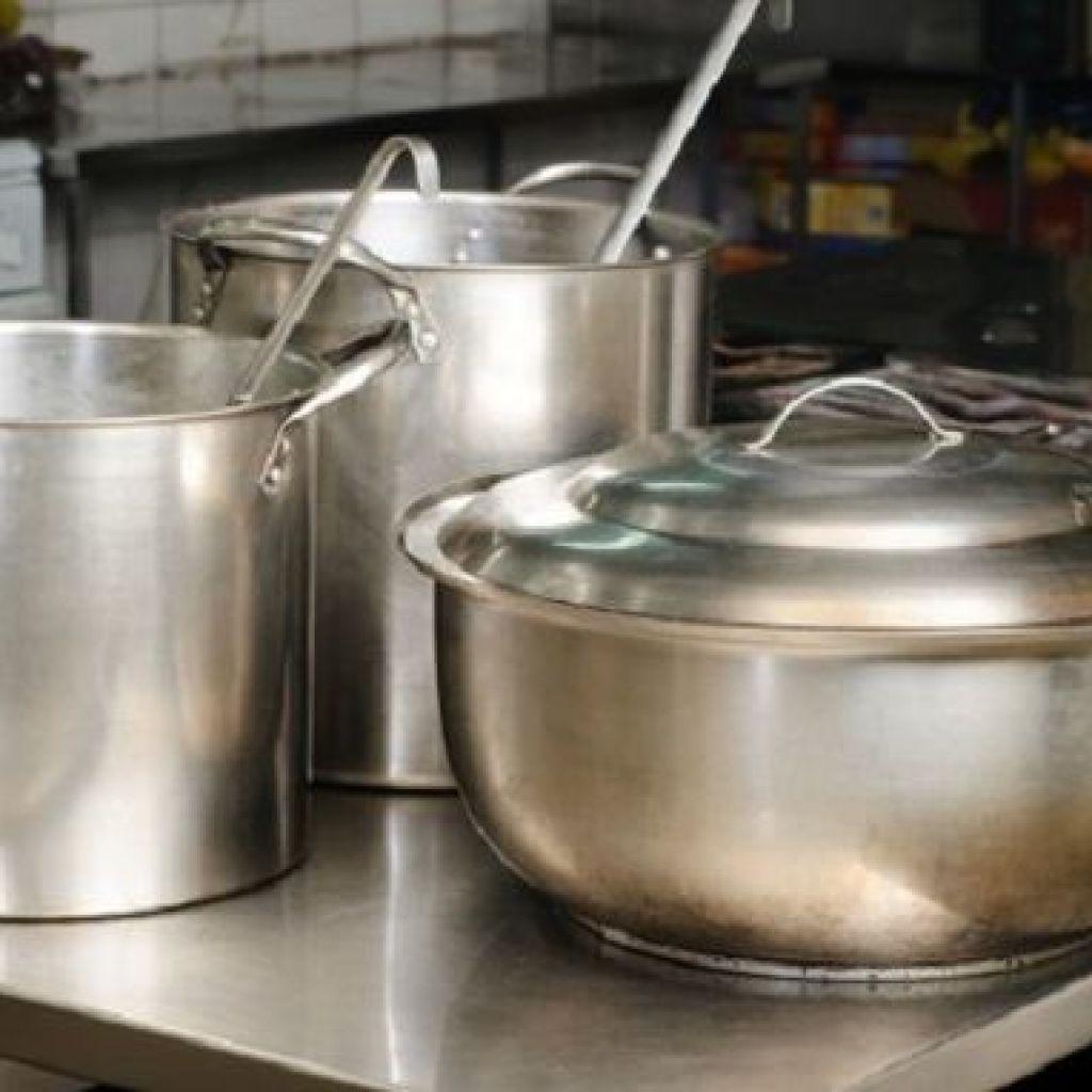 Чистим алюминиевую посуду – нам поможет простая сода