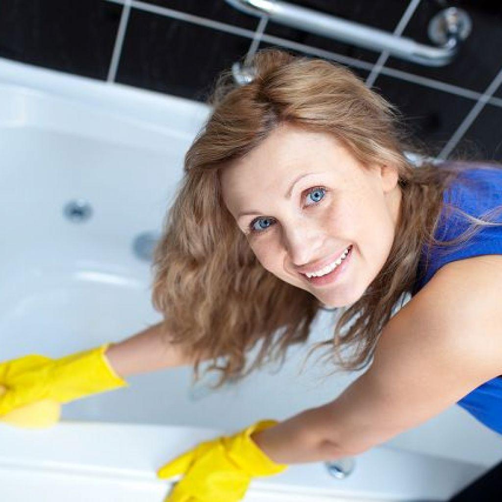 Лучшие способы очистить ванну от грязи и ржавчины