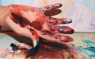 Эффективные способы улаления масляной краски с одежды