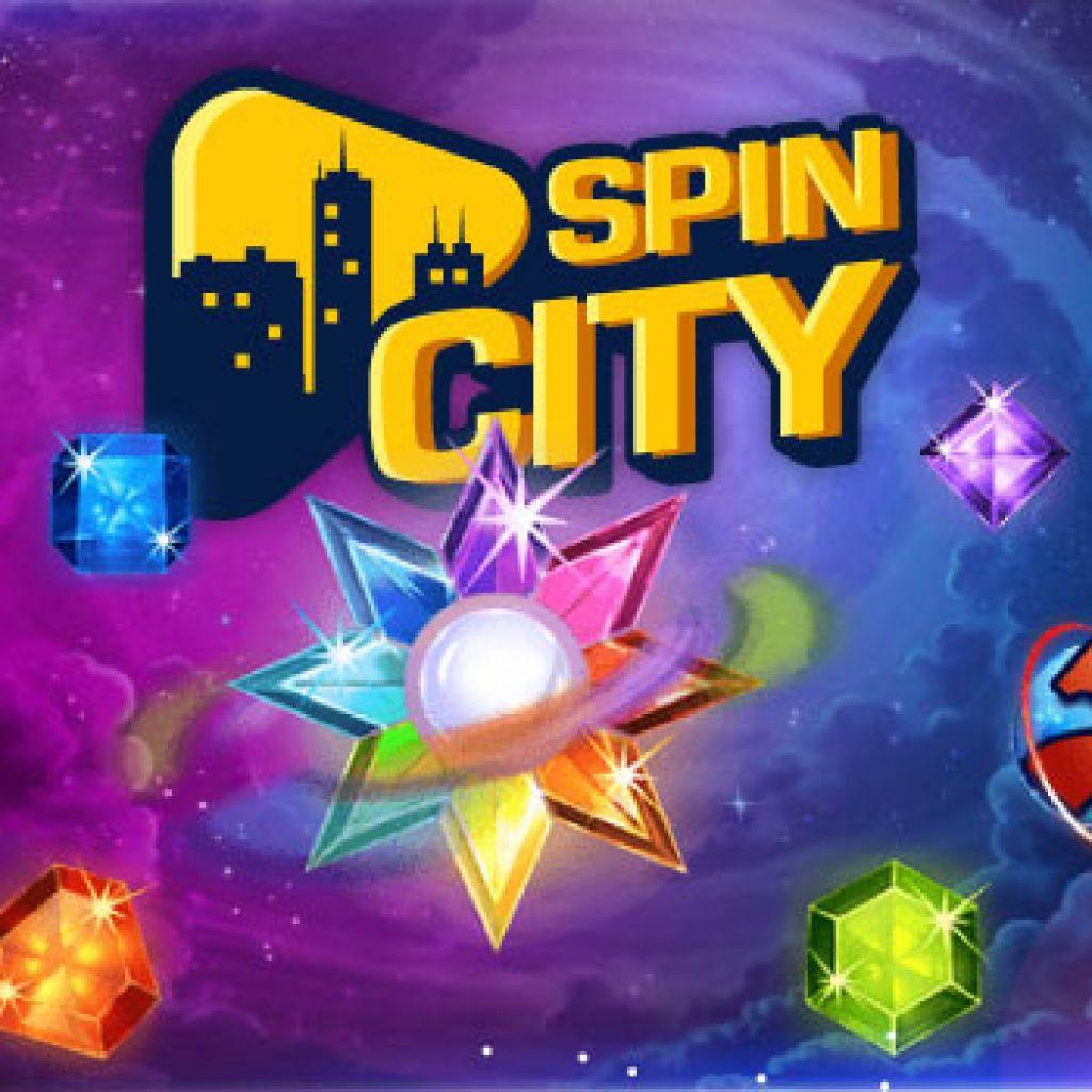 Игровые автоматы на деньги и бесплатно в виртуальном казино Spin City