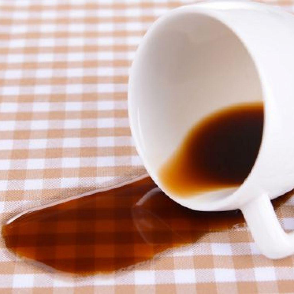 5 простых способов выведения пятна от чая – легко!