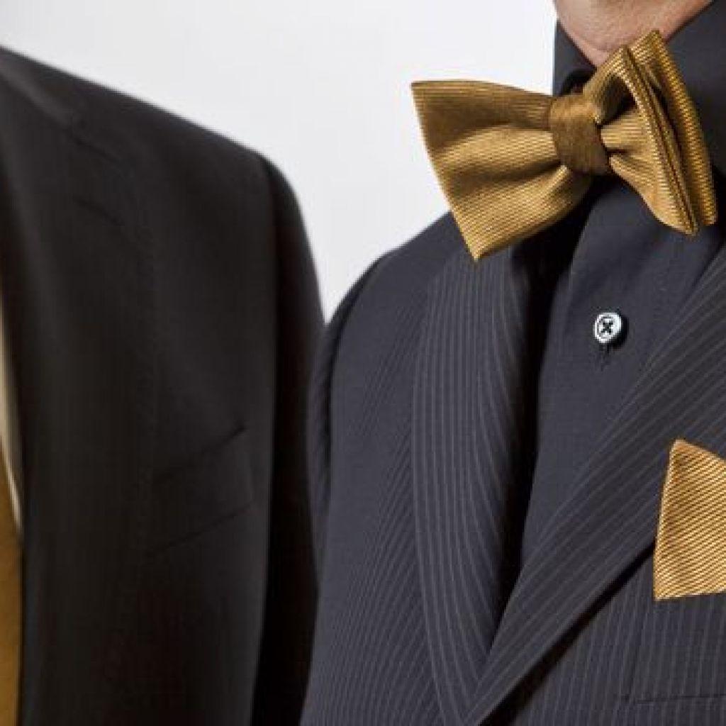 Стирка галстука – советы профессионалов
