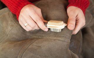 Качественная чистка замшевой куртки в домашних условиях – это реально!