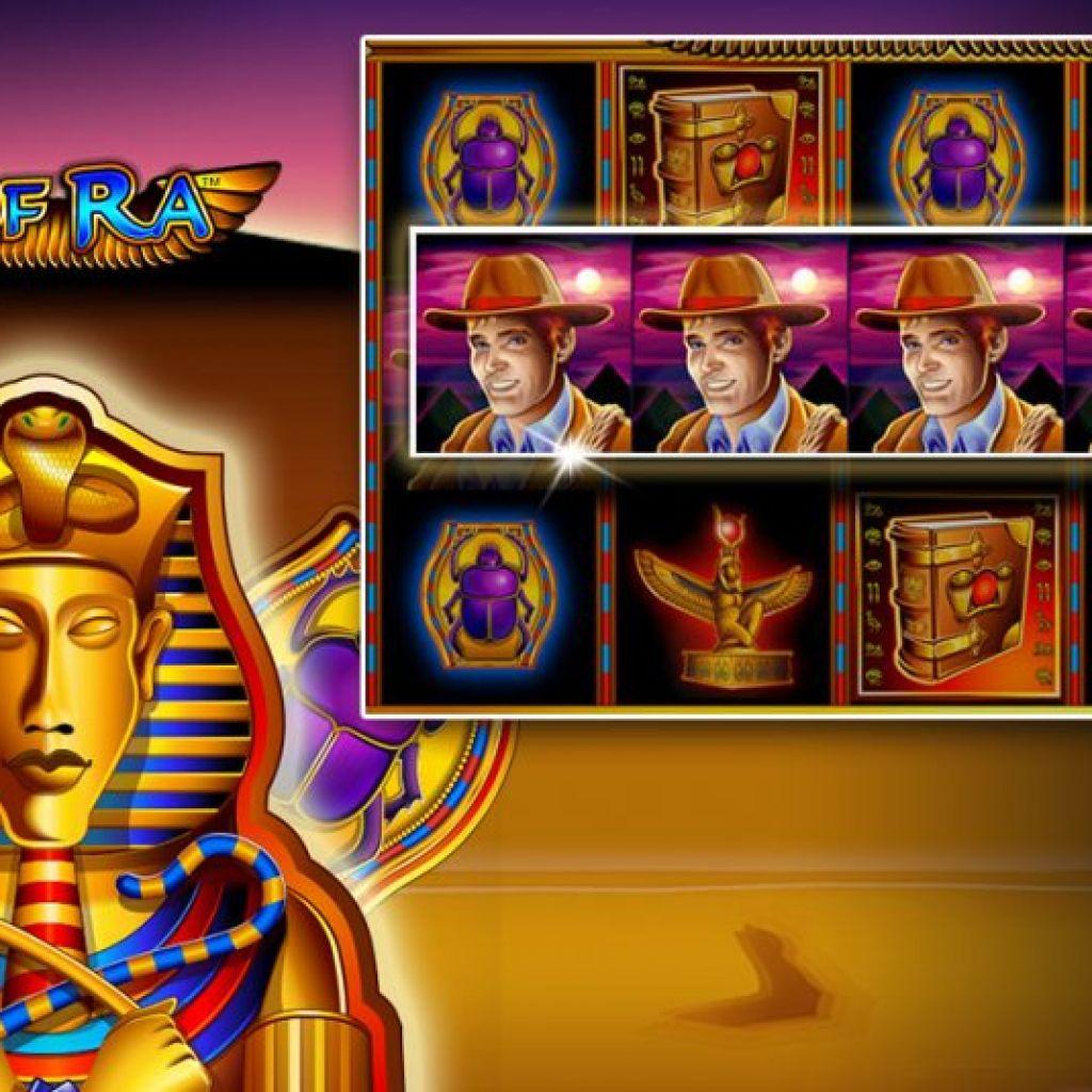 Игровой автомат Book of Ra – ваш путь в Древний Египет
