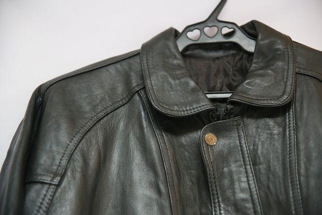 Как разгладить куртку из кожзамнителя