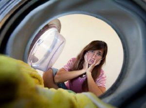 Запах в стиральной машине
