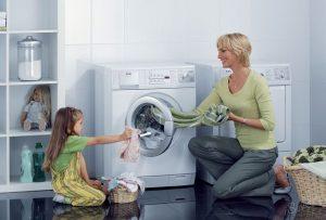 Почистить стиралку от накипи