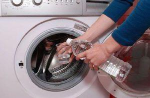 Чистка стиральных машин от запаха