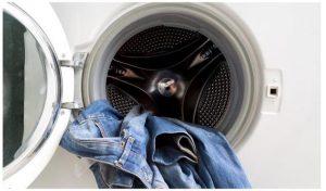 Как стирать джинсы
