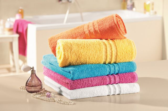 Как стирать махровые полотенца