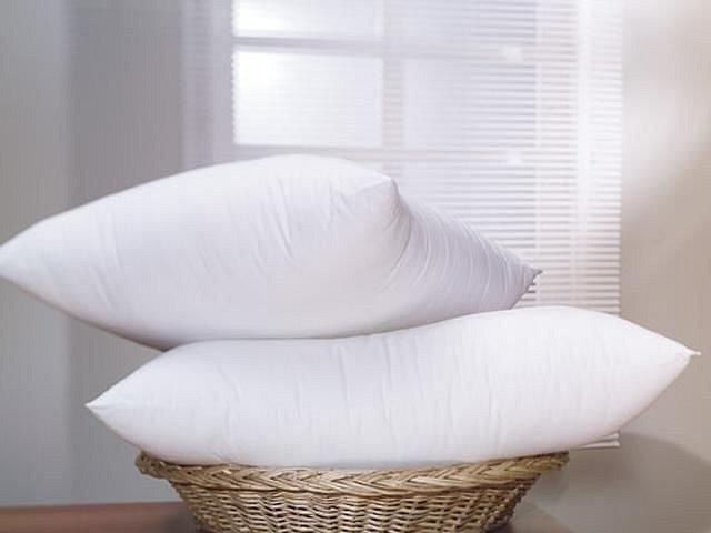Как стирать перьевые подушки