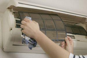 Как почистить кондиционер
