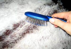Как почистить мех норки