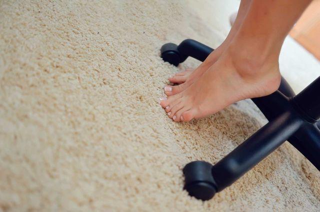 Как хорошо почистить палас в домашних условиях 411