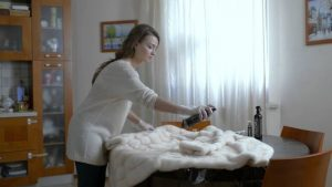 Как почистить шубу