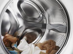 Чистая стиральная машина