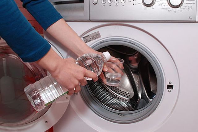 Очистка барабана стиралки