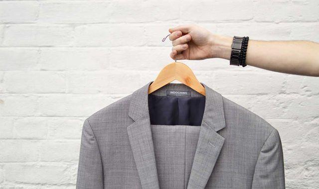 Как постирать пиджак