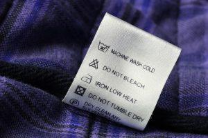 Ярлыки на одежде