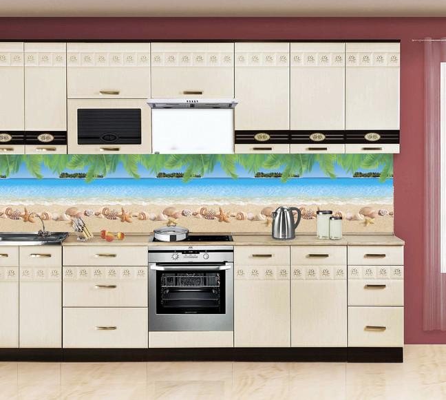 Кухонный фартук – красиво и практично