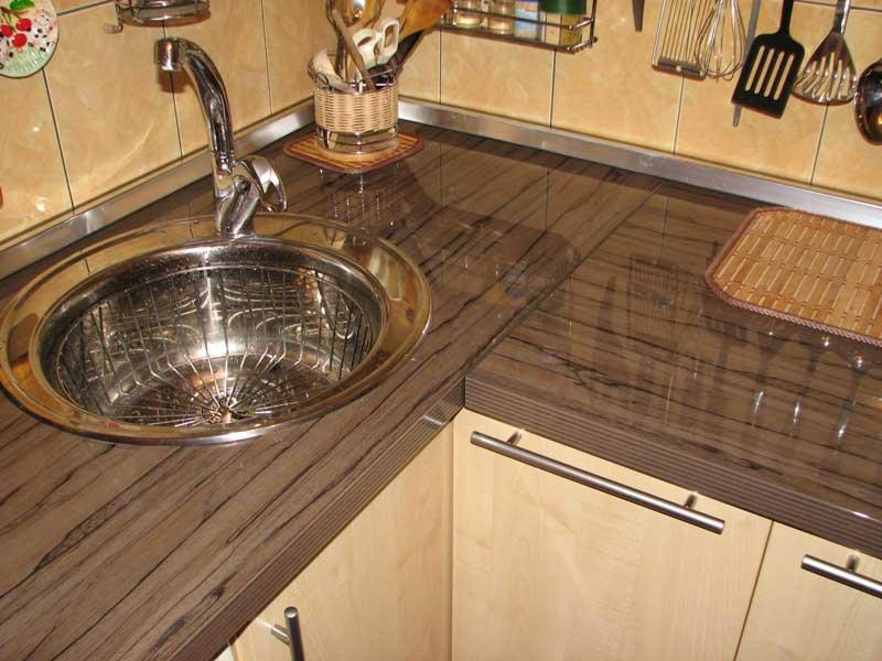 Столешница для кухни: как сделать правильный выбор
