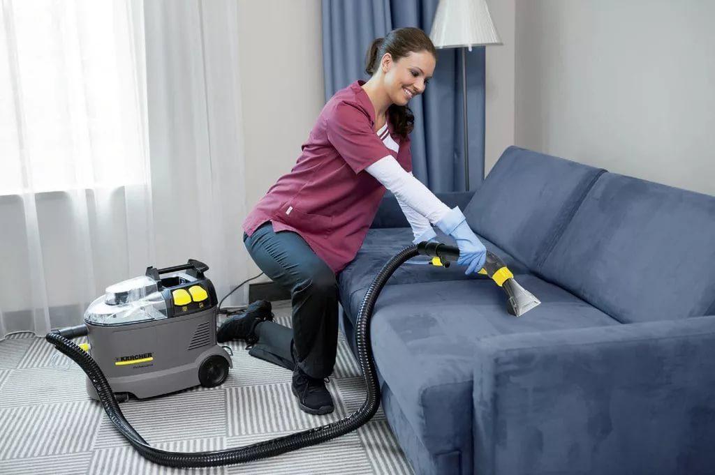 Химчистка мебели — Кристалл Сервис