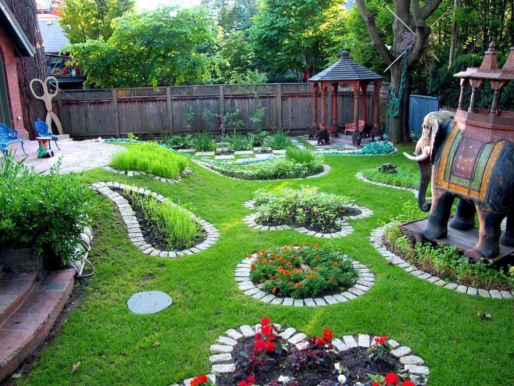 Как правильно посеять газон в саду